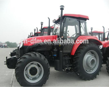 NEW Dongfeng DF450 cheap farm tractor for sale hot in Nigeria market agricultural implements