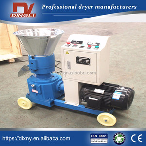 Factory Wholesale Price Small Flat Die Particle Machine for Agro Waste