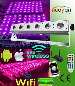 Rgbaw uv led wash bar light wireless dmx american dj par mobile dj rgbaw uv led wash bar light wireless dmx american dj par mobile dj bar aloadofball Gallery