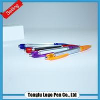 4 color ball ink eraser cheap banner pens