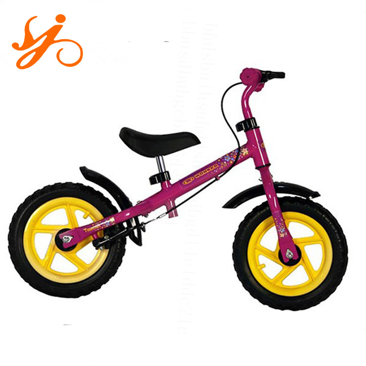 CE standard children balance bicycle / kids balance bile for sale / non pedal bike