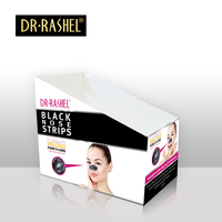 Dr.Rashel Black Deep Purifying Pore Nose Strips BlackHead Remover Peel Off Nose Strips