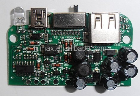 Customized High Frequency Flexible Solar Inverter Pcb Circuit ...