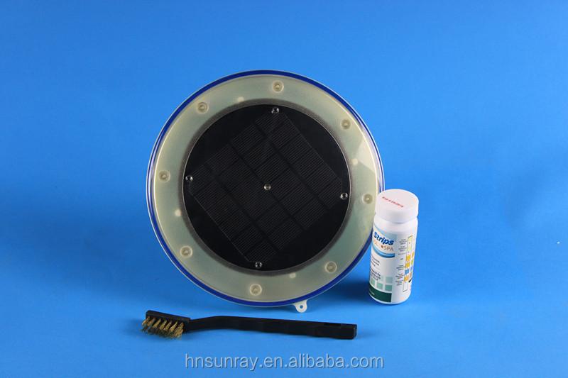 Solar Powered Swimming Pool Purifier Ionizer Buy