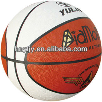 Excellent synthetic leather panels 8 sports basketball