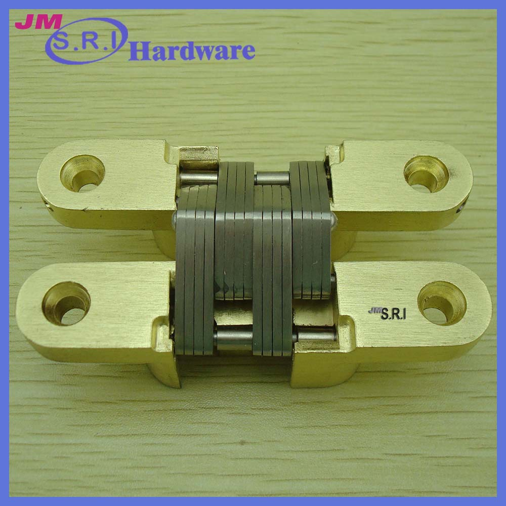 Top Quality 19*95*12mm Recessed Door Hinges,Small Concealed Hinges ...