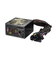 Exclusive high power capacity 1000w 80 PLUS PSU