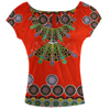 african shirt 2017 latest fashion lady top design custom clothing