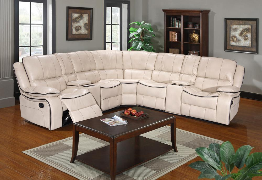 European Design Cheap Sofa Chair White Leather Recliner/lazy Boy Recliner  Sofa Parts/sectional Half Moon Corner Curve Sofa Sets - Buy Leather ...