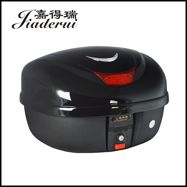 Factory Direct Sale motorcycle tail box/motorcycle <strong>delivery</strong> box/motorcycle luggage box