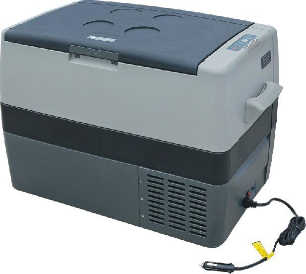 compresseur dc r frig rateur portable glaci re de voiture de 12 v r frig rateur d 39 auto id de. Black Bedroom Furniture Sets. Home Design Ideas