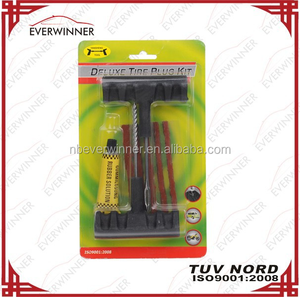 Tire Repair Tools Kit,T-handle Repair Tools