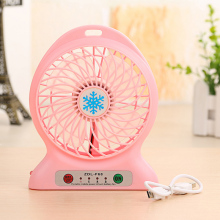 Portable Usb Mini Fan Handheld Portable Battery Operated Cooling Mini Fan Electric Personal Fan for Home and Travel