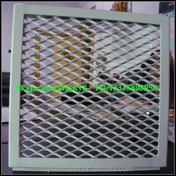 Flatten Expanded Metal Gutter Guard Expanded Metal Window