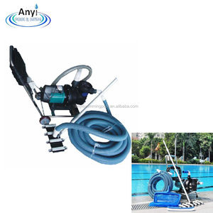 full set swimming pool manual clean equipment