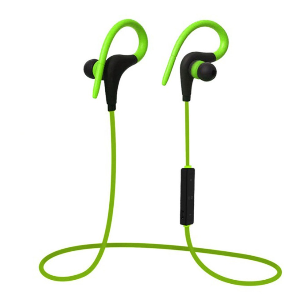 Q10 Wireless Sports Stereo Sweatproof Bluetooth Earphone with Buil-in Microphone