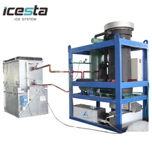 Top Tube Ice Machine making crystal tube ice 2t/24hrs