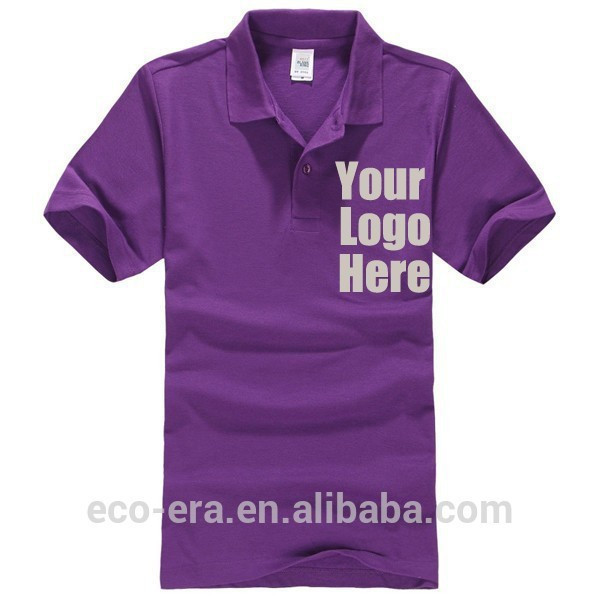 ce2efbfc Custom T-shirt Printing Promotional T shirts With Your Logo Brand Embroidery  Design Polo Shirt Manufacture China Wholesale