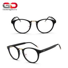 822e4b13e7c4 Add to Favorites · Classic Retro Clear Lens Nerd Frames Glasses Fashion  Brand Designer Men Women ...