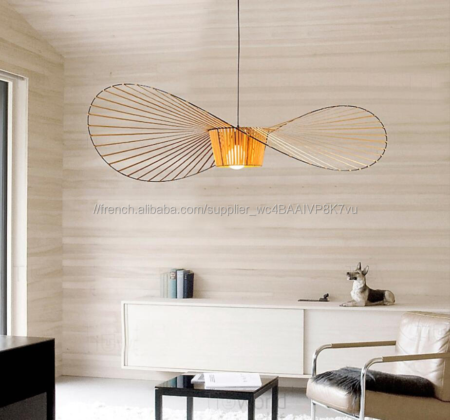 vertigo petite friture ruban led lampe suspensions lustre plafonnier led illumination moderne. Black Bedroom Furniture Sets. Home Design Ideas