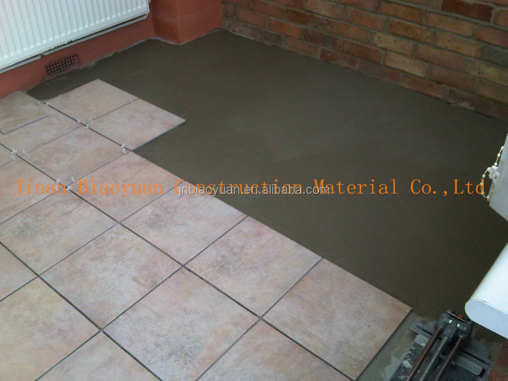 Polymer Modified Cement Base Adhesive Marble Tiles Paste
