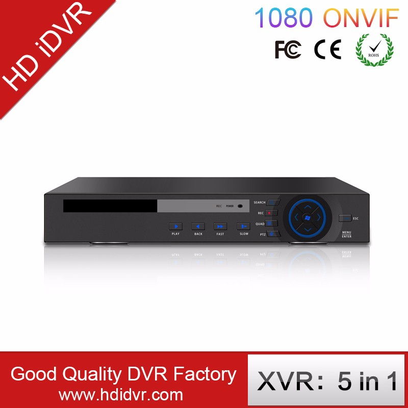 1080 25/30fps Support Remote Monitoring icatch 16ch cctv <strong>dvr</strong>