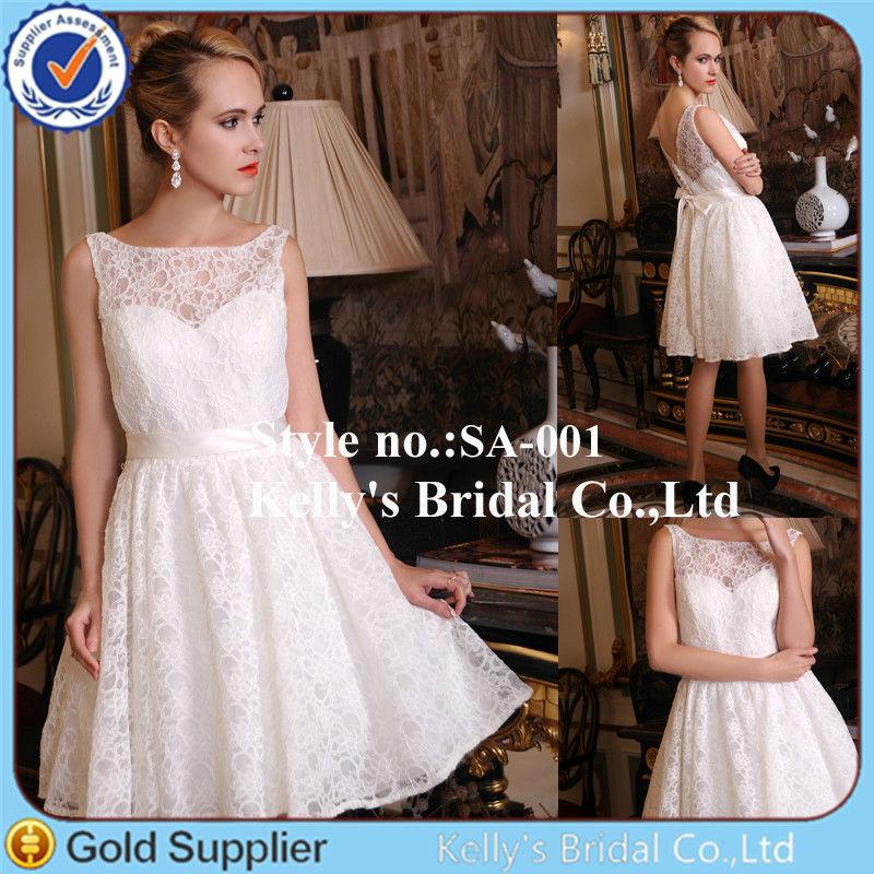 9f2fabfe0d Venta al por mayor vestidos de novia usa-Compre online los mejores ...
