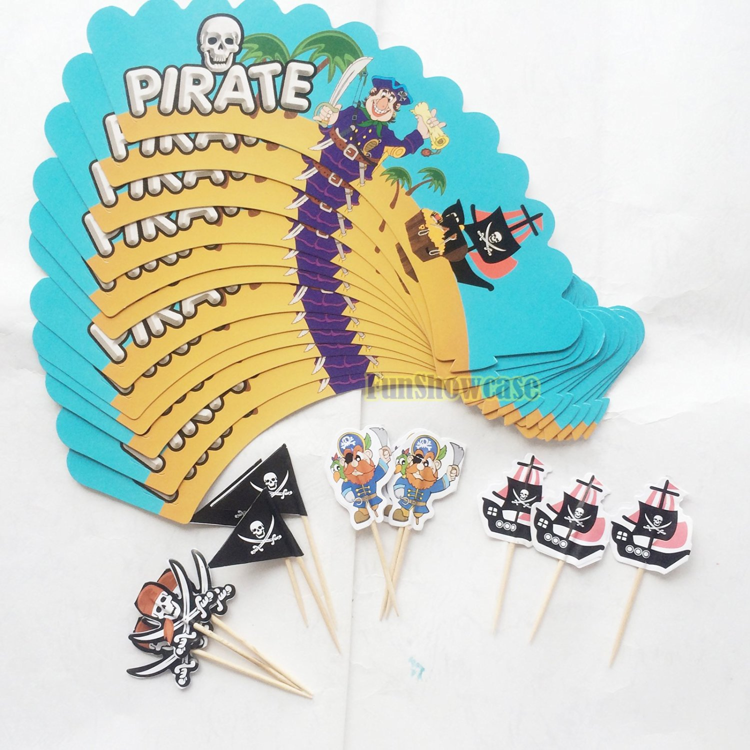 Cheap Pirate Cake Toppers, find Pirate Cake Toppers deals on line at ...