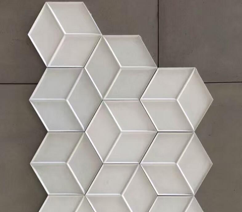Concrete Tiles Tips Dining Room Deco
