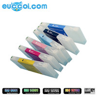 Wholesale compatible printer ink cartridge T7821-T7826 refillable ink cartridge with chip for Epson SureLab D700