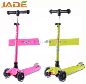 New style children's scooter body with light and music scooter