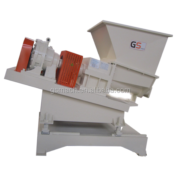 High performance conical twin screw force feeder