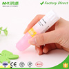 New Formula Hot Fashion Colorful transparent glue stick for school kids and office