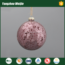 wholesale promotional shatterproof christmas balls glass
