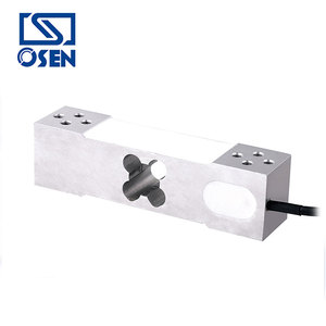 Multifunctional aluminum single point load cell mini weight sensor