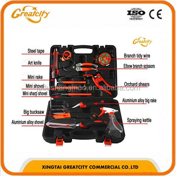36 pieces car roadside emergency tool kit