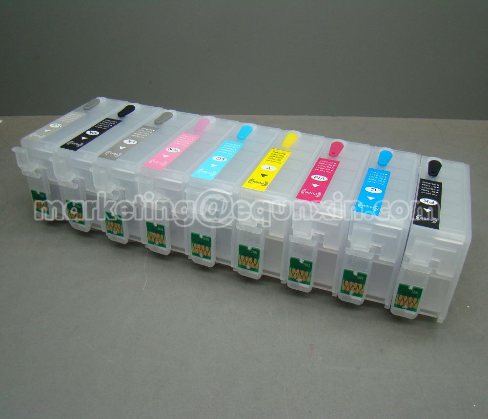 nachf llbare patronen f r epson p600 refill tintenpatronen. Black Bedroom Furniture Sets. Home Design Ideas