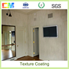 Non toxit anti scratch alkali resistant anti mildew liquid washable fire resistant texture interior wall paint
