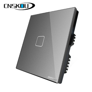 Sk A801 01 Uk Smart Home Modern Electric 5a Custom 1gang Wall Touch