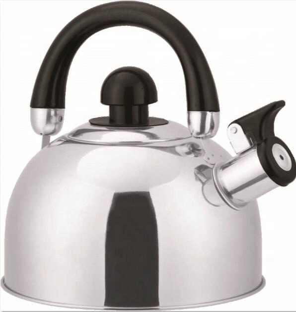 3.5L large stainless non electric gas tea kettle
