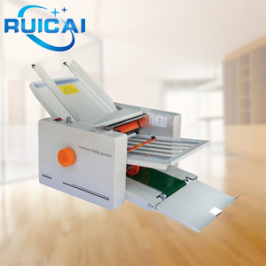 A3 Folding Machine Commercial Letter & Booklet Folding Machine