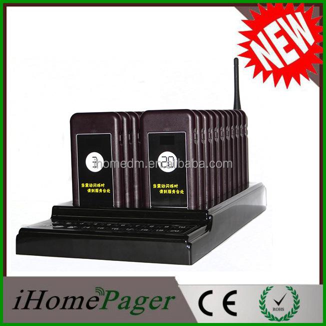 Fast Food Restaurant Equipment Wireless Pager-Altri Mazzi