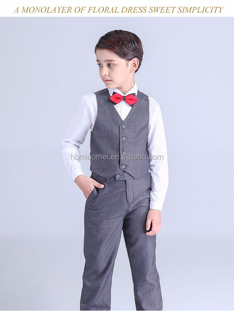 cc1cea5366c08 2016 baby boy formal wedding suits baby boy clothing set for formal  accassion baby boy suit