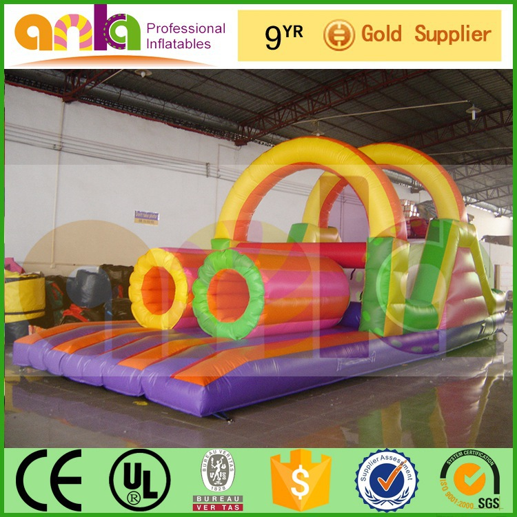 Professional pirate ship inflatable bouncer