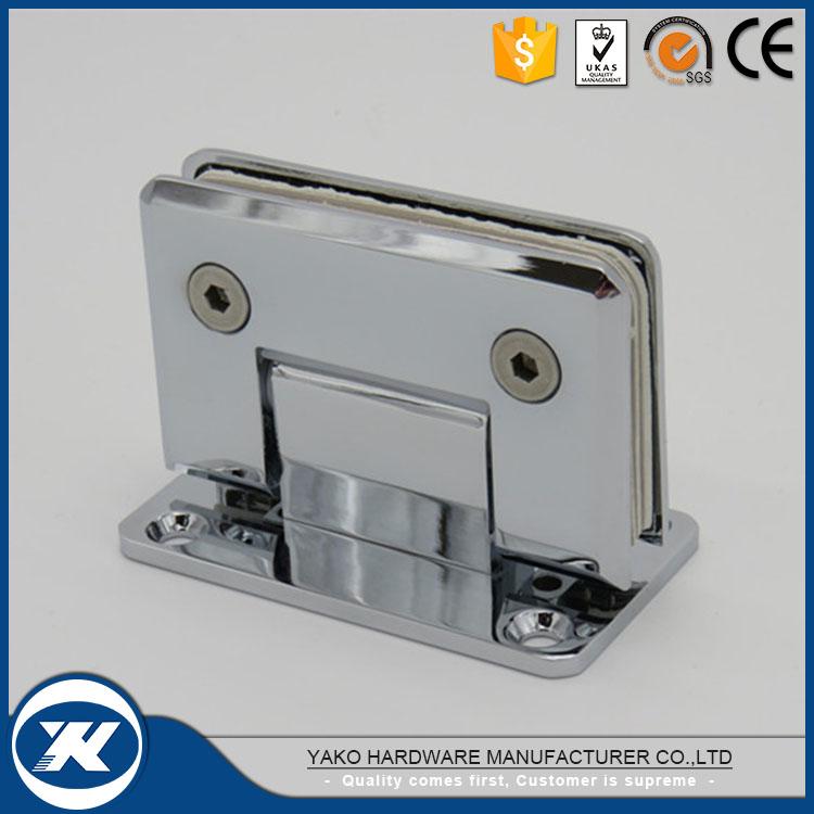Steel Hinge Glass Door With Spring Wholesale Glass Door Suppliers