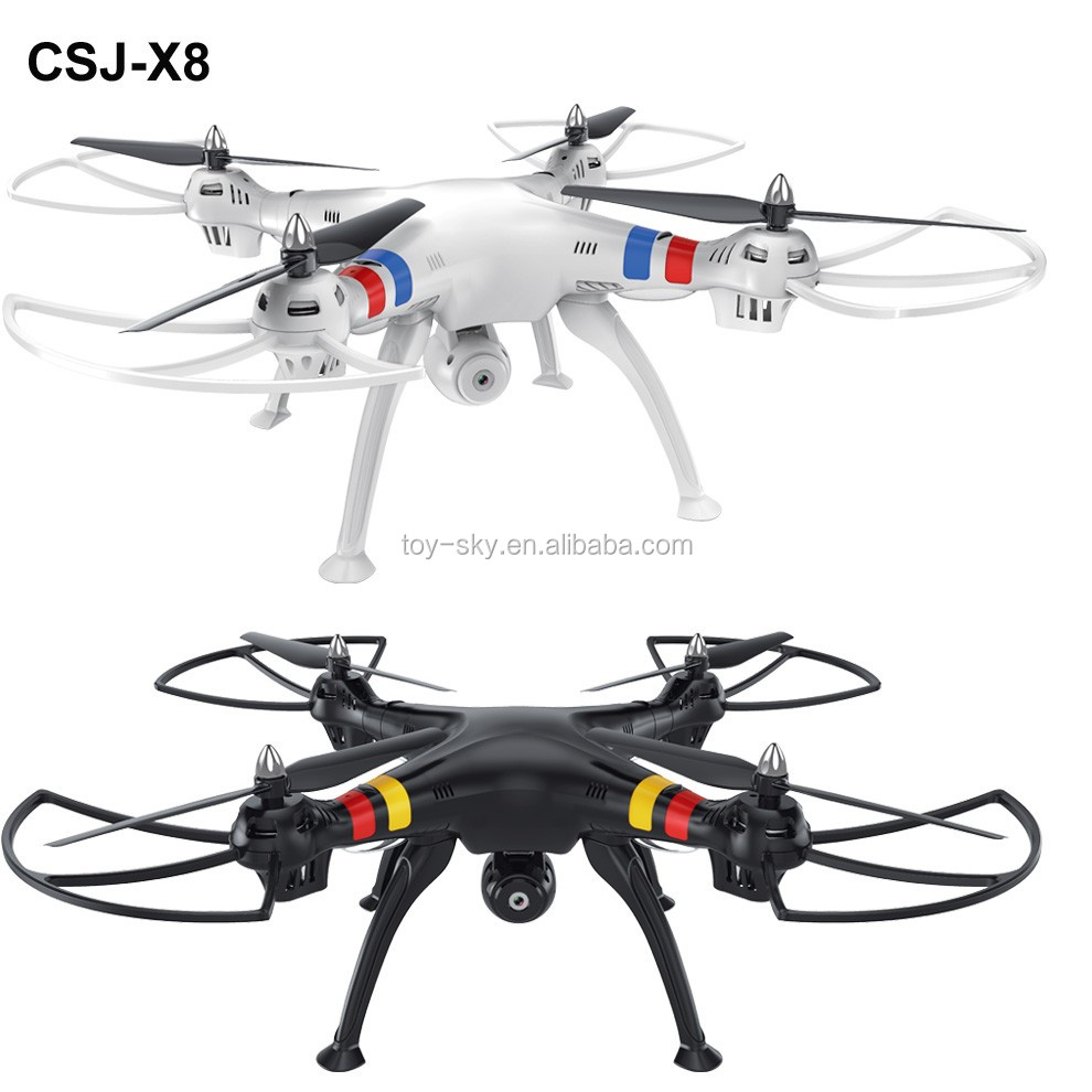 Toysky Newest CSJ X8 24G 6 Axis Big Size RC Drone Wholesale Quadcopter With