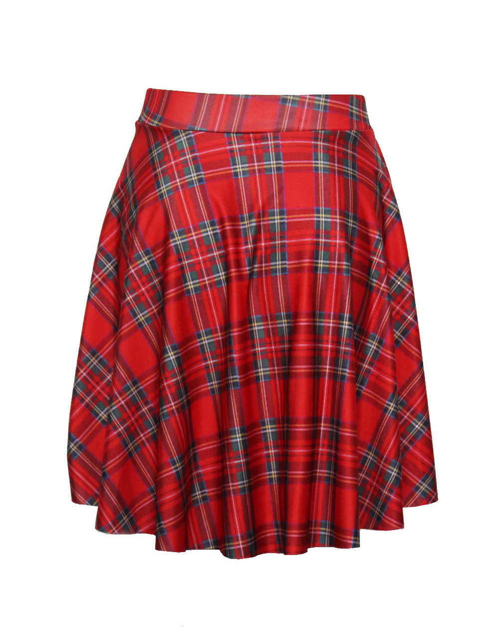5f5d1a93f0d Get Quotations · skirts for women 2015 explosion models the latest spring  and summer fashion Slim thin red plaid