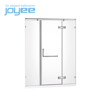JOYEE all enclosed shower cubicles full glass standard shower enclosure
