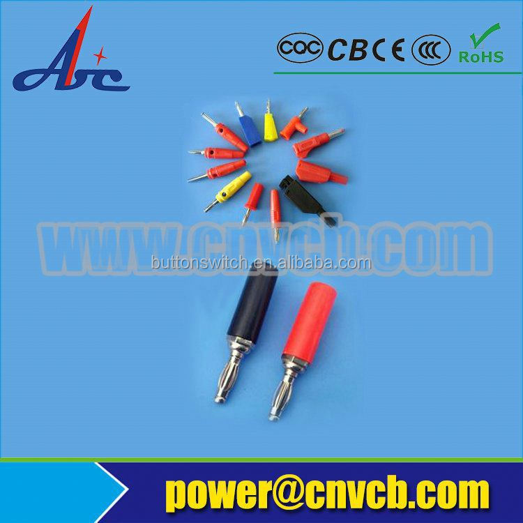 Male Banana Plug Cable, Male Banana Plug Cable Suppliers and ...