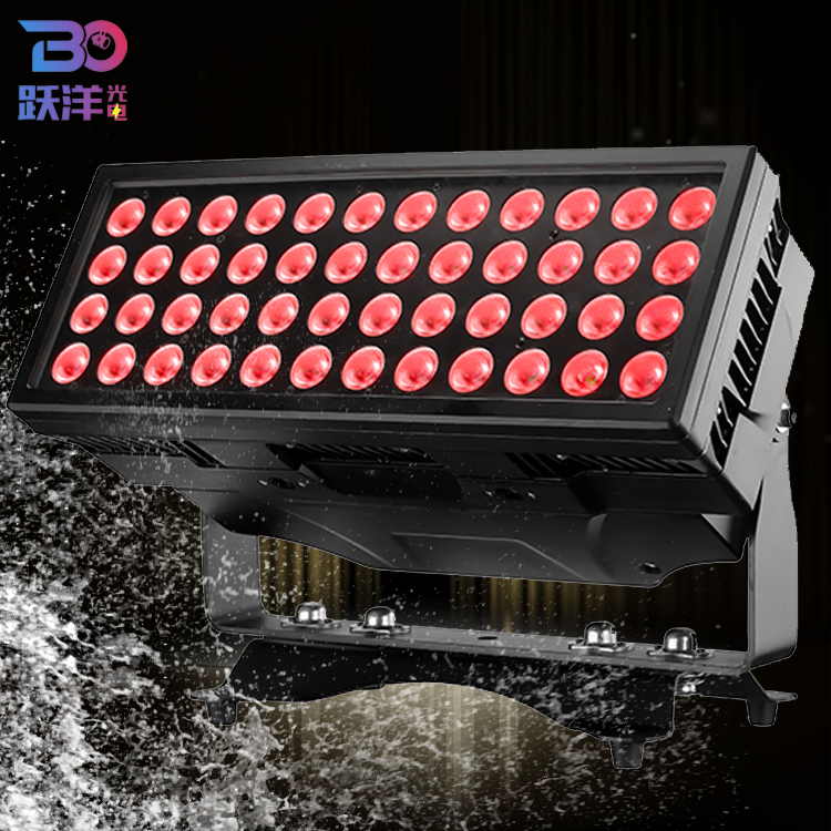 wholesale stage equipment waterproof led 48x10w rgbw 4-in-1 led par light with ip65 for party wedding event